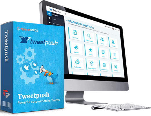 How to get Twitter Traffic on Autopilot. Tweet Push Pro Review.