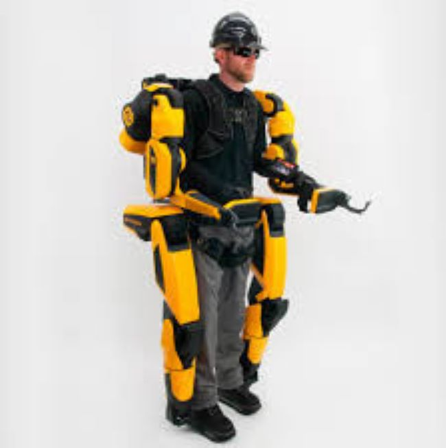 Jobs for Older Workers, Exoskeletons and Dead Drones.