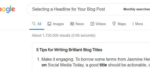 How to Write SEO Optimized Copy