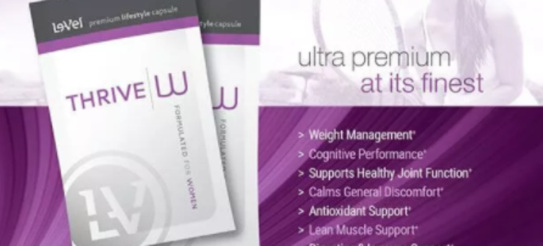 What is Thrive W Weight loss and How Effective is This MLM Product?